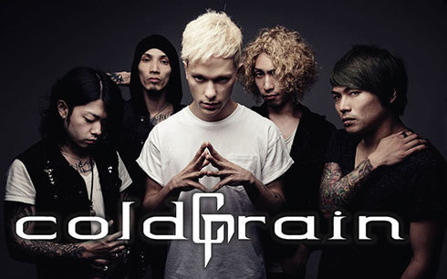 coldrain band
